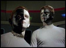Star Trek's BlackWhite
