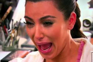 crying face (KimK)