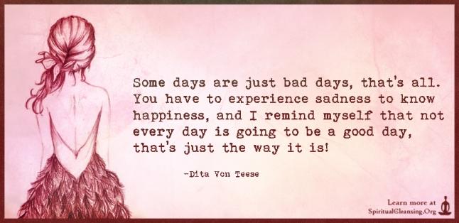 bad day 4